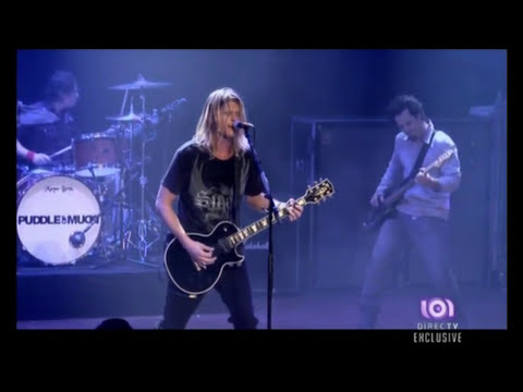Puddle Of Mudd - Drift and Die (Live) - House Of Blues 2007 DVD - HD