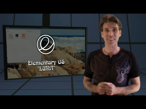 Elementary OS Luna ::: Linux For Beginners!