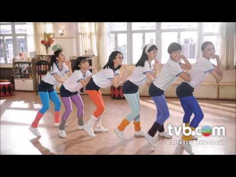 Let's Dance-陳嘉寶、吳嘉熙、賴慰玲、王敏奕、黃山怡、吳燕菁 TVB 女人俱樂部 片尾曲