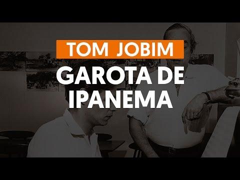 Garota de Ipanema - Tom Jobim e Vinícius de Moraes (aula de violão completa)