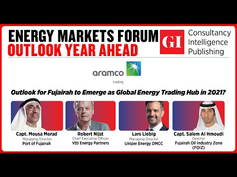 Outlook for Fujairah to Emerge as Global Energy Trading Hub in 2021?