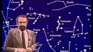 ARD Der Sternenhimmel im März Erich Übelacker 1981