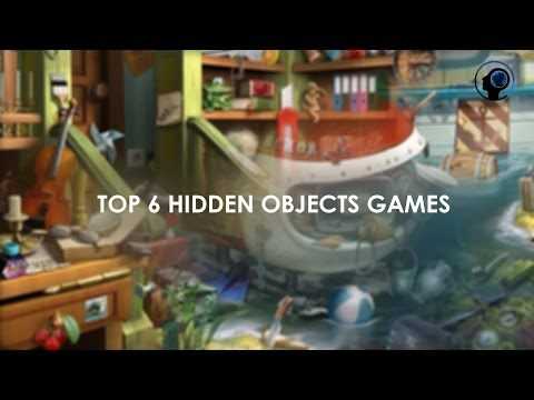 Top 6 Hidden Objects Games - KnowlegeWorld