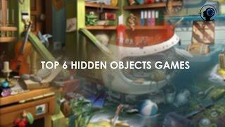 Top 6 Hidden Objects Games - KnowlegeWorld