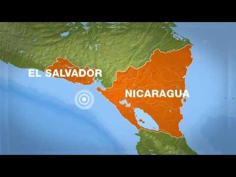 EarthQuake in America | Magnitude 7 offshore quake shakes Central America