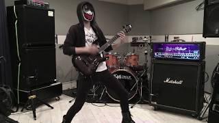 【BTOOOM!】No Pain, No Game (guitar Cover ) ナノ
