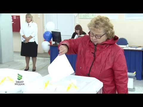 Выборы губернатора Тюменской области. пгт. Высокий.