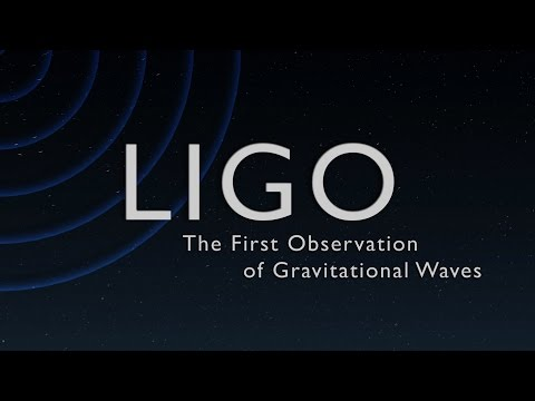 LIGO: The First Observation of Gravitational Waves