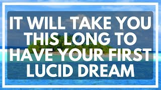 How Long Does It Take To Lucid Dream? Beginner Learning Curve Explained