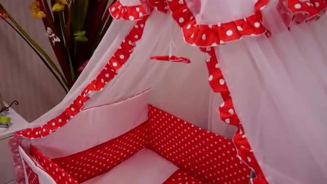 Pościel Dziecięca Kropki Czerwone Wwwkrak Witpl Kraków Youtube
