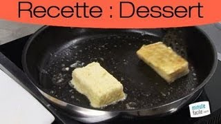 Comment faire du pain perdu