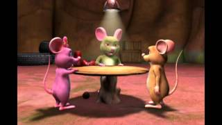 Infobells Chinnu & Pappu Stories for Kids - 3D Animated