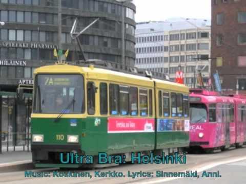 Ultra Bra  Helsinki