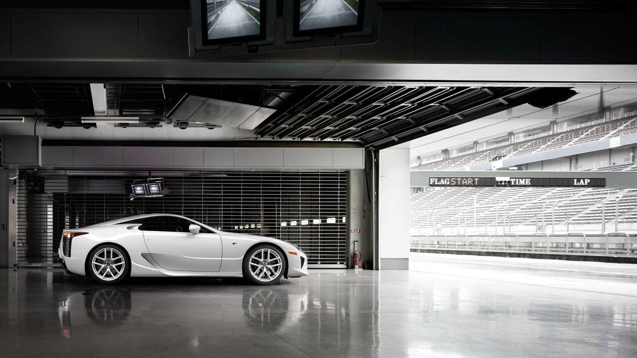 Download Conception d'une Lexus LFA VF