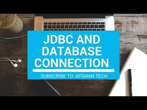 JDBC And Database Connectivity