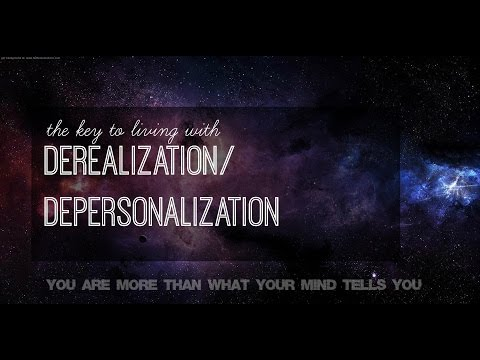 MY STORY + Derealization/Depersonalization Recovery   Nerissa Farrell