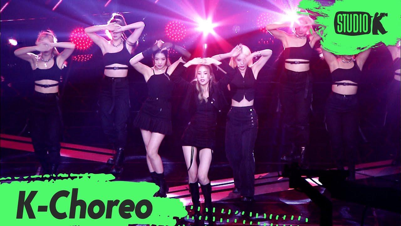 [K-Choreo]  XUM(썸) 직캠 'DDALALA'(XUM Choreography) l @MusicBank 200925