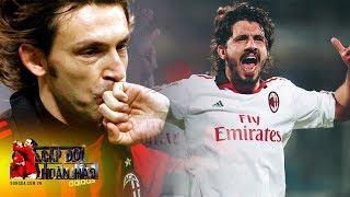 Cặp đôi hoàn hảo   Andrea Pirlo - Gennaro Gattuso