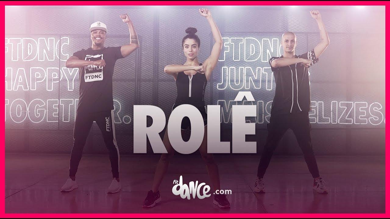 Rolê (Vai beber, vai chorar, vai ligar) - Tarcísio do Acordeon e Marcynho Sensação   Dance Video