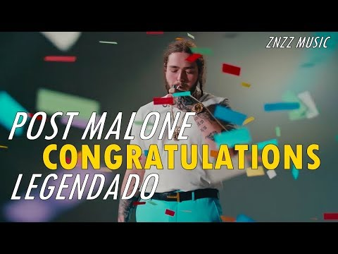 Post Malone - Congratulations - Live (LEGENDADO)