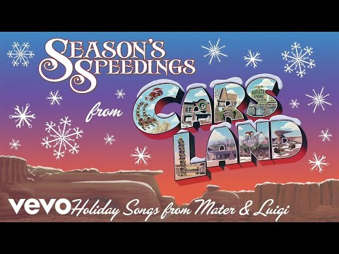 """Jingle Bells di Luigi (From """"Season's Speedings from Cars Land: Holiday Songs from Mate..."""
