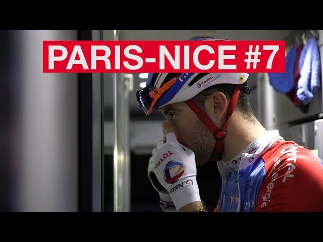 21.03.13 En immersion avec le Team TDE - Paris Nice #7