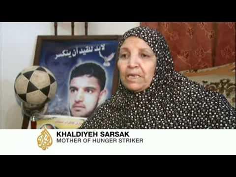 Palestinian prisoner remains on hunger strike