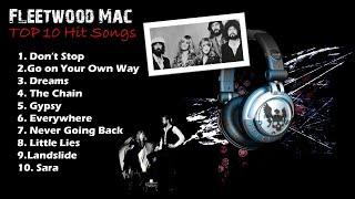 Fleetwood Mac - Top10 Hits