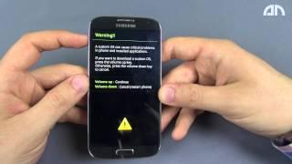 Samsung Galaxy S4 - Root-Anleitung - androidnext.de