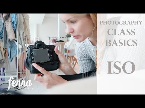 ISO - Basic Free Online Photography Course