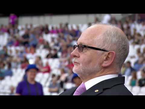 World Para Athletics Opening