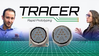 Video Introducing TRACER Rapid Prototyping