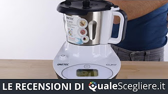 Robot da cucina multifunzione - YouTube