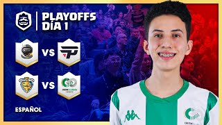 Clash Royale League: CRL West 2020 - ¡Día 1 PLAYOFFS! (Español)
