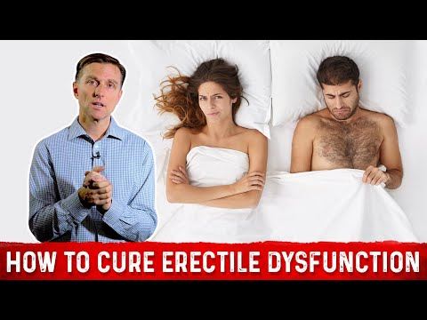 The #1 Cause and Fix for Erectile Dysfunction (ED) Using No Drugs or Pills thumbnail