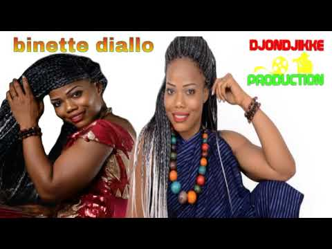 Binette Diallo Ko Djondjikke Welly Hiimandéé Audio Visuel 2019 SenguineeTV