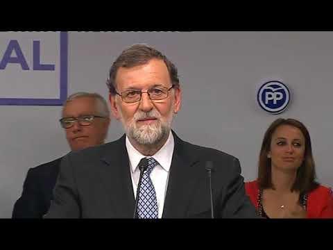 """Rajoy, superado por los aplausos: """"Que alguien pare, coño"""""""