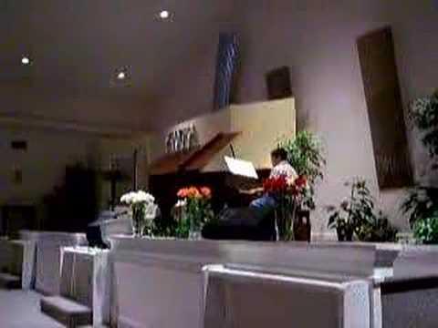 Ryan Winters Piano recital pt2