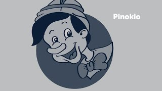 Pinokio | Simple Drawing Cartoon Characters | You Can Do It #draw #pinokio #drawing Cartoon