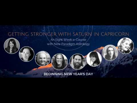 'Getting Stronger with Saturn in Capricorn' - Kaypacha & The Dream Team - 12.23.2017