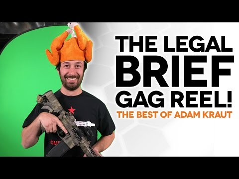 The Legal Brief BLOOPER REEL!