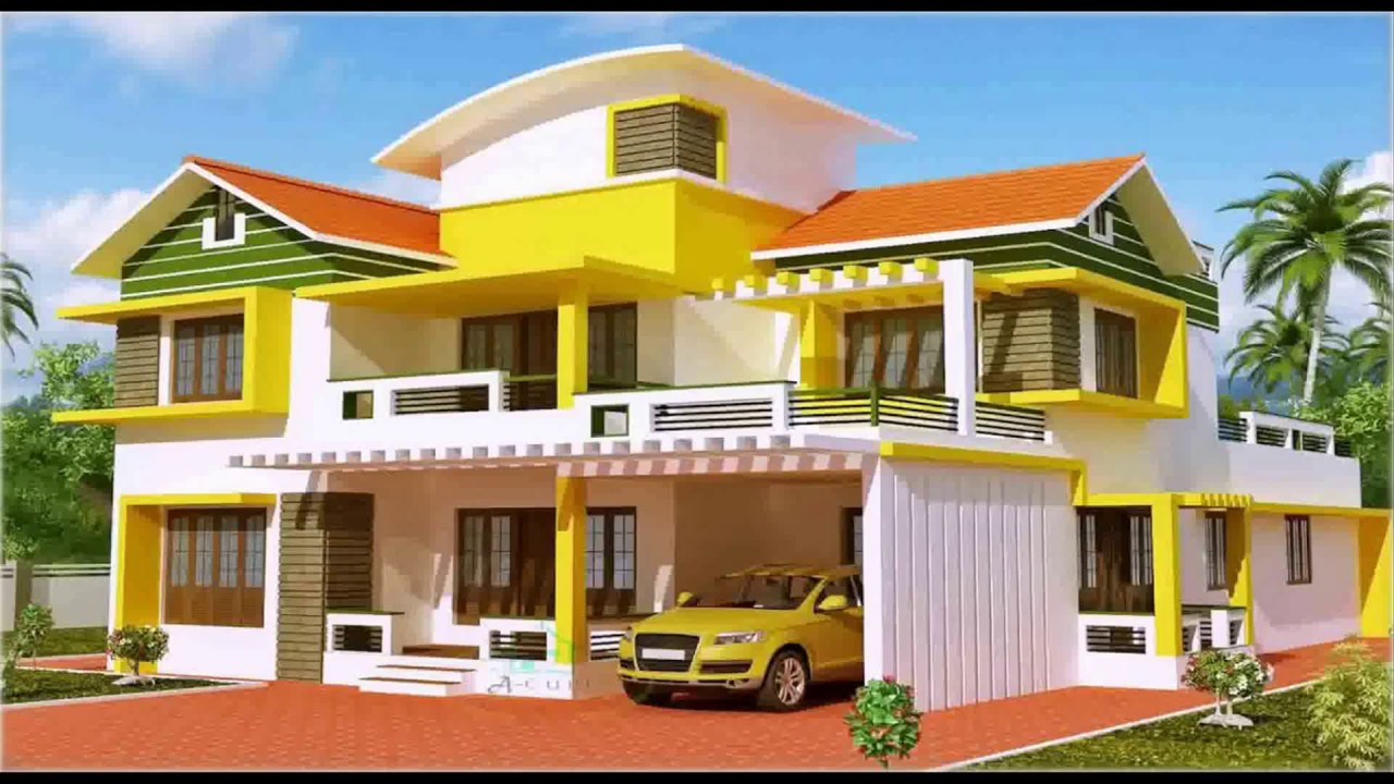 New Model House Design In Kerala