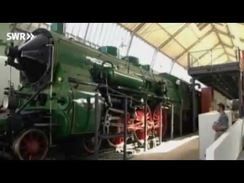 175 Jahre Bahn in Deutschland (Eisenbahnromantik)
