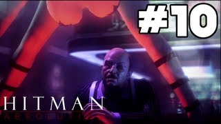 Hitman: Absolution - Walkthrough (Part 10) - Mission: Hunter and Hunted (The Vixen Club)