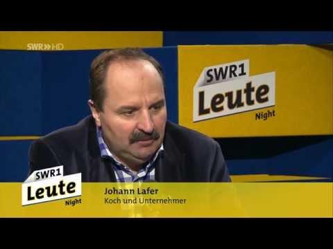 Die Abwechslung macht's: Johann Lafer | SWR1 Leute