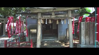 Todoroki himenomikoto shrine 止止呂支比賣命神社 | Jul, 2021.Osaka