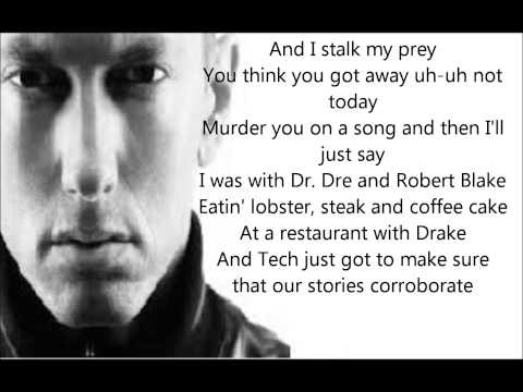 Tech N9ne ft. Eminem & Krizz Kaliko - Speedom (Worldwide Choppers 2)(WWC2) [Lyrics & HQ] FULL