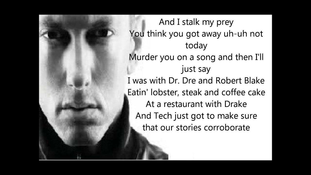 Tech N9ne Ft Eminem Amp Krizz Kaliko Speedom Worldwide