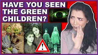 PLEASE NEVER Talk To The Green Children