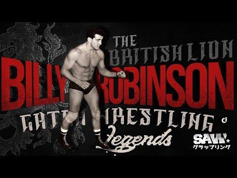 Billy Robinson - Catch Wrestling Legends (German Subtitles)